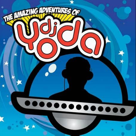 DJ Yoda - The Amazing Adventures of DJ Yoda
