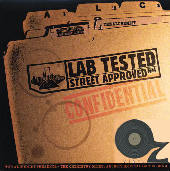 Alchemist - Lab tested beats