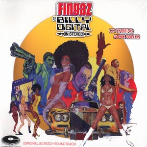 DJ Fingaz - Billy Digital LP
