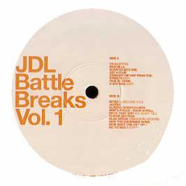 J.D.L. - JDL Battle Break Vol. 1