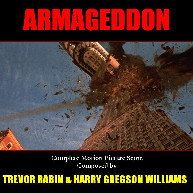 Armageddon (Complete Score) 2-CD