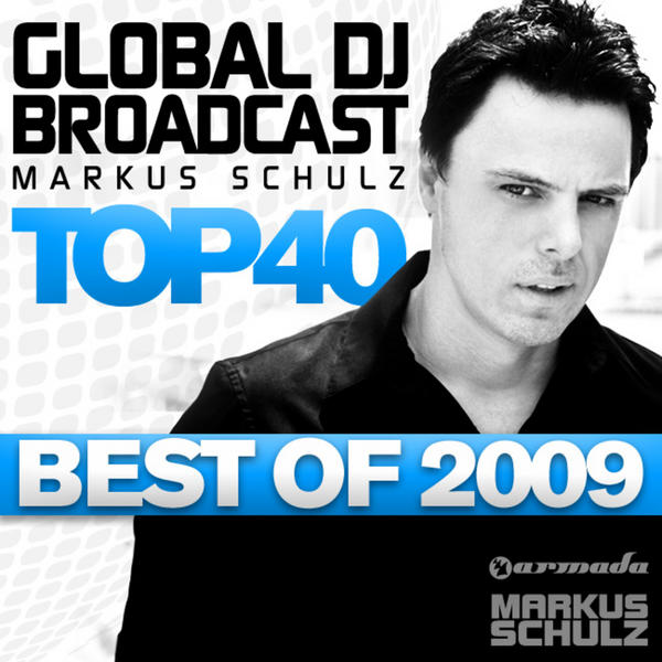Global DJ Broadcast - Top40 Best Of 2009