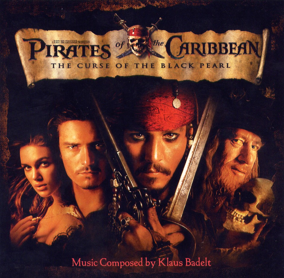Piraci Karaibów: Klątwa Czarnej Perły - Soundtrack